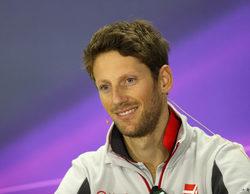 Romain Grosjean vuelve a sel el Piloto del Día tras su carrerón en el GP de Baréin 2016