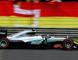 Nico Rosberg refuerza su liderato con su victoria en el GP de China 2016