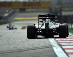 McLaren, fuera de los puntos en China