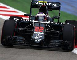 """Jenson Button: """"Con este motor es complicado extraer la potencia que necesitamos"""""""