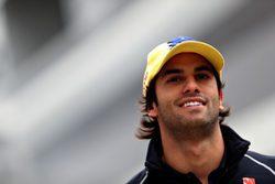 """Felipe Nasr: """"He tenido una buena salida y he podido avanzar posiciones"""""""