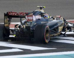 Pastor Maldonado prueba los neumáticos de 2017 en Mugello y Barcelona