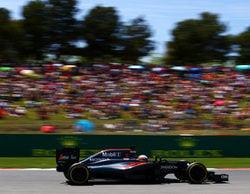 """Fernando Alonso abandona en el GP de España 2016: """"Necesitamos seguir mejorando"""""""
