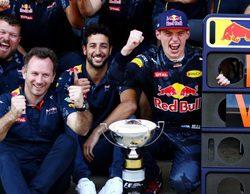 """Christian Horner: """"Tenemos la pareja de pilotos más fuerte"""""""