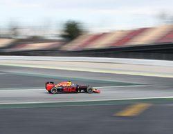 """Daniel Ricciardo: """"Los tests no son tan emocionantes como un GP pero ha ido todo bien"""""""