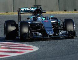 """Nico Rosberg: """"He intentado aprovechar al máximo el día y he aprendido mucho"""""""