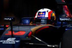 """Pierre Gasly: """"Siempre es genial pilotar un Fórmula 1"""""""
