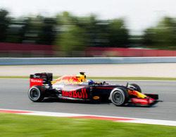 Max Verstappen marca mejor el tiempo en el Día 2 de tests en Barcelona