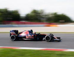"""Daniil Kvyat: """"Ha sido muy importante pilotar hoy para coger más confianza"""""""