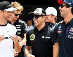 """Pastor Maldonado: """"Mi intención es volver a la F1; aún tengo mucho que hacer"""""""