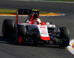 """Roberto Merhi: """"Honda ha progresado más de lo que me esperaba"""""""