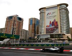 Lewis Hamilton logra en los últimos instantes el mejor tiempo de la FP3 del GP de Europa 2016