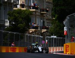 Nico Rosberg aprovecha el error de Hamilton y logra la 'pole' del GP de Europa 2016