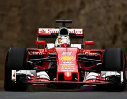 "Sebastian Vettel: ""La diferencia con Mercedes es muy grande"""