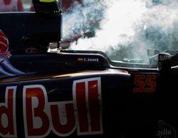 Toro Rosso termina el GP de Europa con doble abandono por fallo en la suspensión