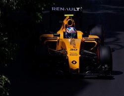 """Jolyon Palmer: """"El ritmo en carrera es mucho mejor que en clasificación"""""""