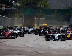 Rosberg cree que la experiencia de la parrilla de F1 contribuyó a la falta de incidentes en Bakú