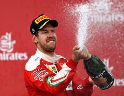 Sebastian Vettel prefirió su estrategia a la que le ofreció el equipo en el GP de Europa