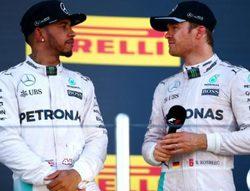 """Mark Webber: """"Solo el auténtico Hamilton puede impedir que Rosberg gane el título"""""""