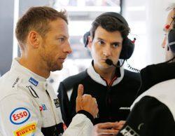 """Jenson Button acaba 6º en Austria: """"El ritmo ha sido bueno y la estrategia también"""""""