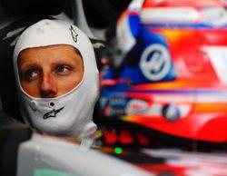 """Romain Grosjean acaba 7º: """"He dado lo mejor de mí en cada una de las vueltas"""""""
