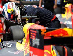 """Daniel Ricciardo: """"Es genial estar por delante de los dos Ferrari"""""""
