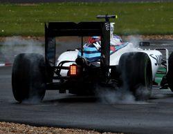 """Felipe Massa tras el desastre de Williams: """"Nuestros neumáticos se degradaban mucho"""""""
