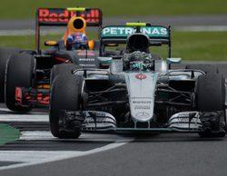 Nico Rosberg pierde el segundo puesto del Reino Unido tras una sanción