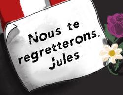 Los Chibis (199): Jules, siempre te echaremos de menos