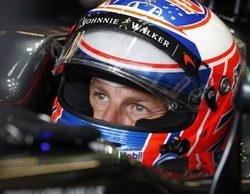"""Jenson Button: """"Iremos con una carga aerodinámica alta a Hungría"""""""