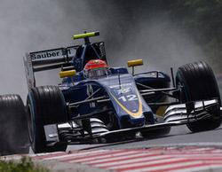 """Felipe Nasr: """"Creo que extraje el máximo rendimiento del coche"""""""