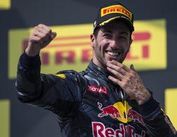 """Daniel Ricciardo: """"No creo que hubiésemos podido lograr la victoria"""""""