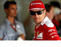Kimi Räikkönen, elegido como 'Piloto del Día' en el GP de Hungría