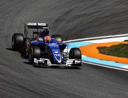 """Felipe Nasr: """"He perdido potencia en el coche y hemos tenido que abandonar"""""""