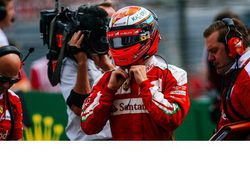 """Kimi Räikkönen: """"Duele ver que no estamos donde queremos, pero confío en el equipo"""""""