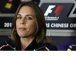 """Claire Williams: """"No esperaremos a que Jenson Button tome una decisión"""""""