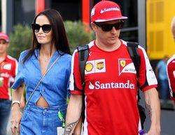 Kimi Räikkönen y Minttu Virtanen se dan el sí quiero en Italia
