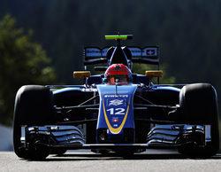 """Felipe Nasr: """"Nos centramos en evaluar el nuevo paquete aerodinámico"""""""