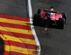 Kimi Räikkönen acredita el paso adelante de Ferrari en Spa al liderar los Libres 3