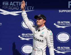 """Nico Rosberg: """"Mi desventaja en la salida es que tengo un compuesto más duro"""""""