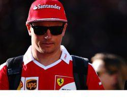 """Kimi Räikkönen: """"Hoy tenía la sensación de que podíamos conseguir la pole"""""""