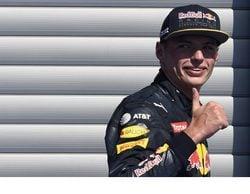 "Max Verstappen: ""Mañana tendremos una buena lucha con Mercedes y Ferrari"""