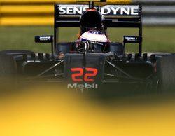"""Jenson Button: """"No esperábamos estar tan arriba en clasificación"""""""