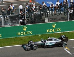 """Nico Rosberg: """"Estoy muy feliz de ganar aquí en Spa"""""""