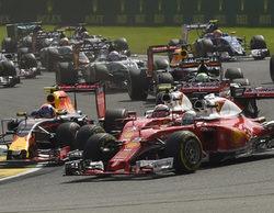 """Sebastian Vettel: """"Kimi y yo nos respetamos mutuamente"""""""
