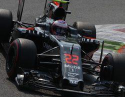 """Jenson Button: """"Sigo pensando que podemos ir mejor en carrera"""""""