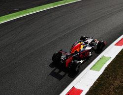 "Daniel Ricciardo: ""Fue muy divertida la lucha con Bottas"""