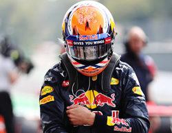 Max Verstappen piensa en la victoria para el GP de Singapur 2016