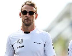 """Jenson Button: """"Aún estamos un poco por detrás en potencia"""""""