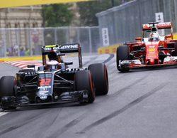 "Jenson Button: ""Podríamos estar peleando con Ferrari a final de año"""